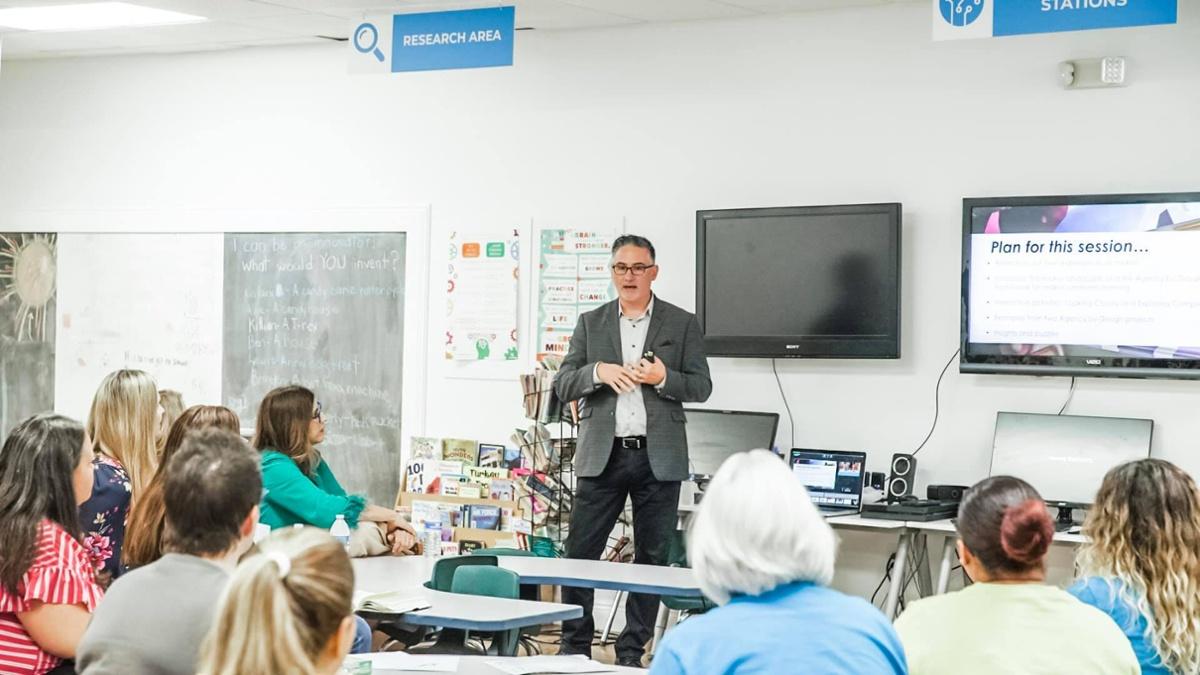 maker education expert training