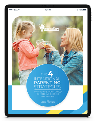 The 4 Intentional Parenting Strategies