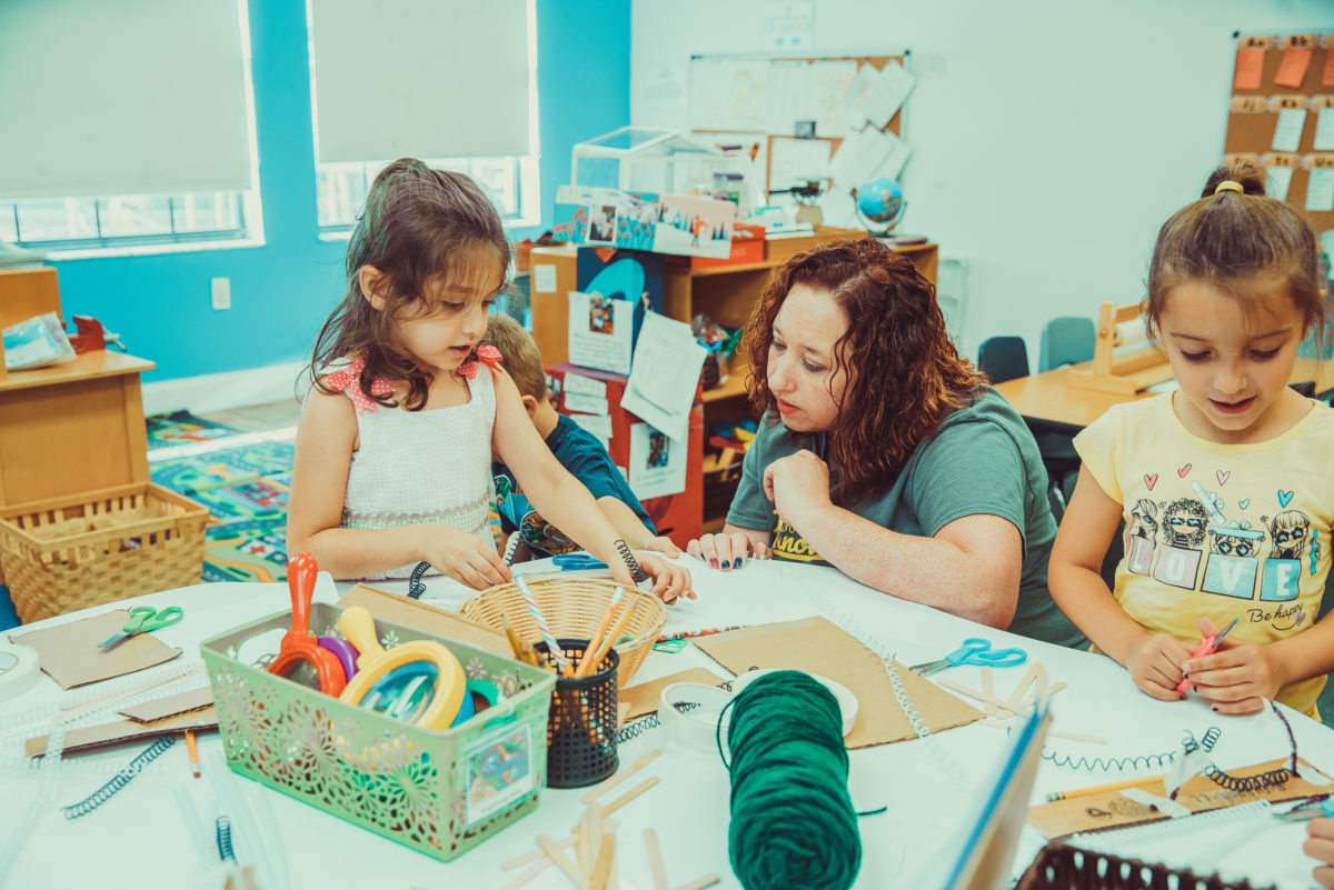 Getting your child ready for kindergarten